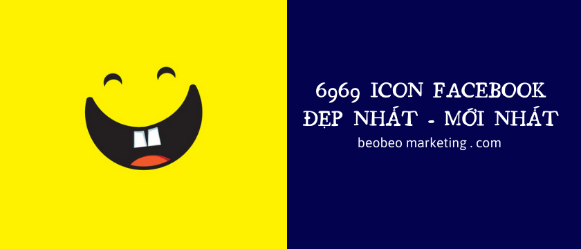 icon facebook đẹp