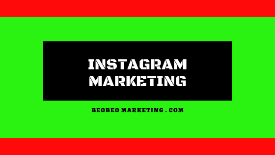 dịch vụ instagram marketing