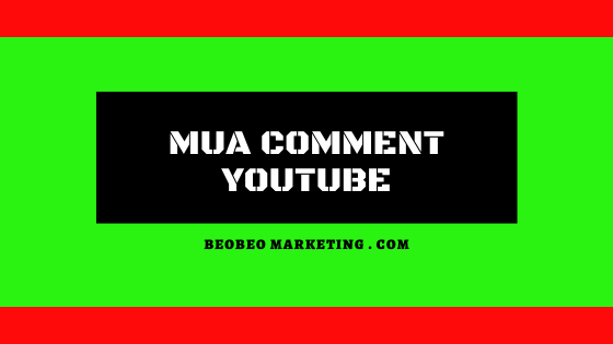 mua comment youtube