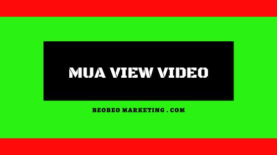 mua view youtube